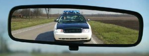 rear-view-mirror-police